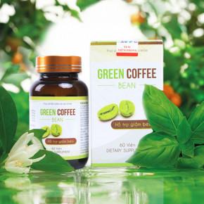 Green Coffee Bean Extract - Cách giảm cân đơn giản nhất